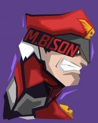 M.Bison